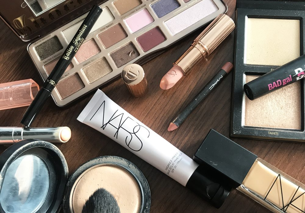 Makeup of the day – NARS, Too Faced & Charlotte Tilbury